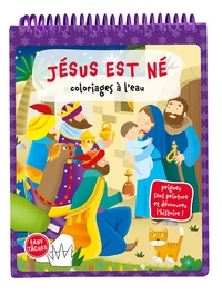 EBook gratuit Jésus est né par LLB