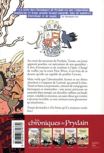 Chroniques de Prydain Tome 1 Le livre des trois