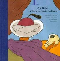 Lluis Ganduxe et  Sesé - Ali Baba et les quarante voleurs - Conte des Mille et Une Nuits.