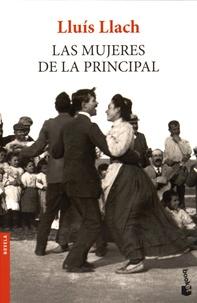 Lluís Llach - Las mujeres de la Principal.