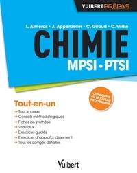 Loïc Almeras et Jérôme Appenzeller - Chimie MPSI PTSI.