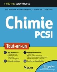 Loïc Almeras et Jérôme Appenzeller - Chimie PCSI - Tout-en-un.