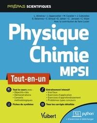 Loïc Almeras et Marc Cavelier - Physique-chimie MPSI - Tout-en-un.