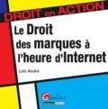 Loïc André - Le Droit des marques à l'heure d'Internet.