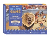 Epub livres télécharger ipad Escape Game Junior - Rome Antique par Loïc Audrain, Sandra Lebrun, Virginie Vidal 9782035977854 (Litterature Francaise)