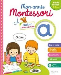 Loïc Audrain et Sandra Lebrun - Mon année Montessori de Petite Section.