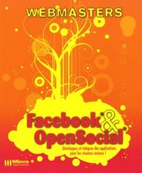 Loïc Bar - Facebook & OpenSocial.