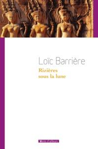 Loïc Barrière - Rizières sous la lune.