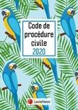 Loïc Cadiet - Code de procédure civile - Jaquette perroquet.