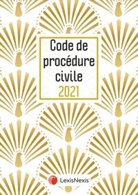 Loïc Cadiet - Code de procédure civile - Jaquette Paons.