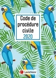 Loïc Cadiet - Code procedure civile 2020 jaquette perroquet.