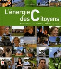 Loïc Chauveau - L'énergie des citoyens - Mobilisation pour prendre l'énergie en main.