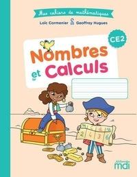 Loïc Cormenier et Geoffrey Hugues - Nombres et calculs CE2.