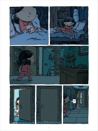 L'enfant cachée