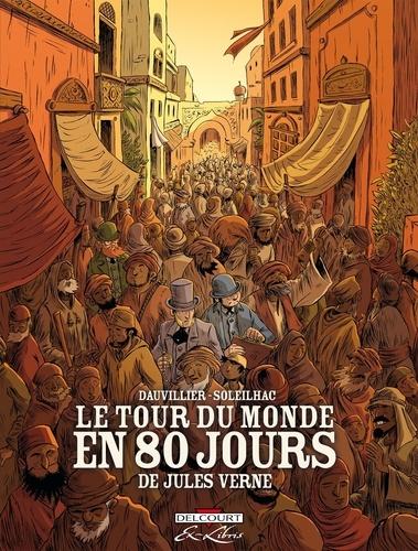 Le tour du monde en 80 jours Intégrale