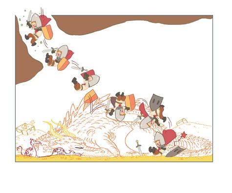 Myrmidon Tome 3 Myrmidon dans l'antre du dragon