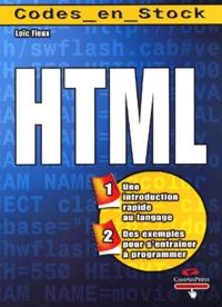 Loïc Fieux - HTML.