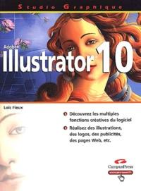Loïc Fieux - Illustrator 10.