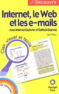 Loïc Fieux - Internet, le Web et les e-mails.