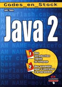 Loïc Fieux - Java 2.