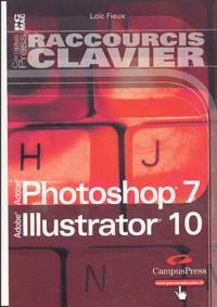 Loïc Fieux - Photoshop 7 & Illustrator 10.