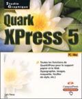 Loïc Fieux - Quark XPress 5.