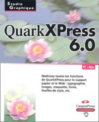 Quark XPress 6 - Loïc Fieux |