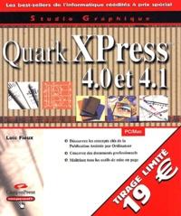 XPress 4/0 et 4/1 - Loïc Fieux | Showmesound.org