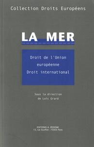 La mer - Droit de lUnion européenne, droit international.pdf