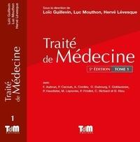 Loïc Guillevin et Luc Mouthon - Traité de médecine - 3 volumes.