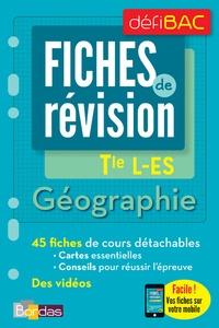 Loïc Hamandjian - Géographie Tle L-ES - Fiches de révision.