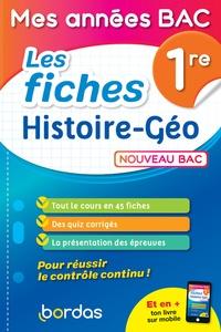 Loïc Hamandjian - Les fiches histoire-géo 1re.