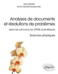 Birrascarampola.it Analyses de documents et résolutions de problèmes en CPGE scientifiques - Sciences physiques Image