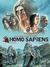 Loïc et Jacques Malaterre - Homo sapiens Tome 1 : .
