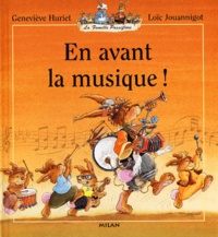 Loïc Jouannigot et Geneviève Huriet - .