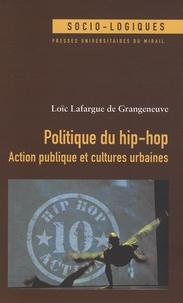 Téléchargement de livres complets Politique du hip-hop  - Action publique et cultures urbaines