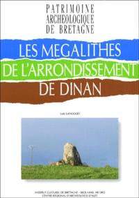 Loïc Langouët - Les mégalithes de l'arrondissement de Dinan.