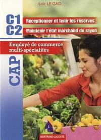 Birrascarampola.it CAP Employé de commerce multi-spécialités - C1 Réceptionner et tenir les réserves, C2 Maintenir l'état marchand du rayon Image