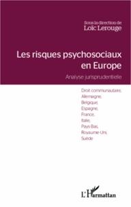 Deedr.fr Les risques psychosociaux en Europe - Analyse jurisprudentielle Image