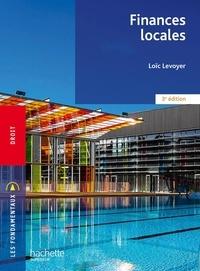 Loïc Levoyer - Finances locales.