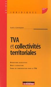 Checkpointfrance.fr TVA et collectivités territoriales - Opérations assujetties, Droit à déduction, Fonds de compensation pour la TVA Image
