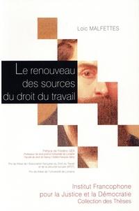 Goodtastepolice.fr Le renouveau des sources du droit du travail Image