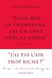 """Loïc Prigent - """"Passe-moi le champagne, j'ai un chat dans la gorge"""" - Pépiements."""