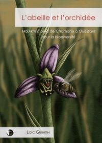 Openwetlab.it L'abeille et l'orchidée - 1450 km à pied de Chamonix à Ouessant pour la biodiversité Image