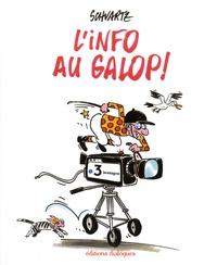 Loïc Schvartz - L'info au galop !.