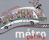 Loïc Schvartz - Métro potins.