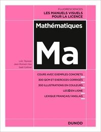 Loïc Teyssier et Gaël Collinet - Mathématiques - Cours avec exemples concrets, 300 QCM et exercices corrigés....