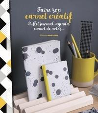 Mes carnets très créatifs - 27 modèles de carnets & marque-pages à faire soi-même... & plein didées pour les remplir!.pdf