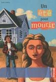 Lois Lowry - Un été pour mourir.
