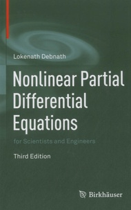 Histoiresdenlire.be Nonlinear Partial Differential Equations for Scientists and Engineers Image